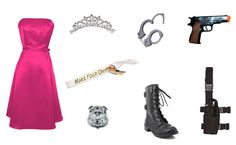 Miss Congeniality Costume