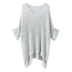 Karen Oversize Jumper ($25) ❤ liked on Polyvore featuring tops, sweaters, t-shirts, shirts, sweaters/sweatshirts, beige, relax shirt, relaxed fit tops, beige top and oversized shirt