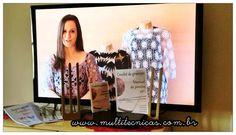 Katia Ribeiro Moda & Decoração Handmade: Manual com 10 Pontos em Crochê de Grampo Lançament...