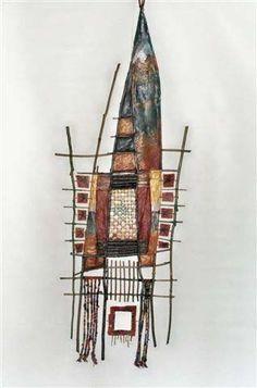 Free To Fly Stick Sculpture South Western and Adirondack Weaving and Sculpture Gallery :: Adirondack Weaver Twig Art, Creative Textiles, Organic Art, Textile Fiber Art, Arte Popular, Assemblage Art, Weaving Art, Fabric Art, Creative Inspiration
