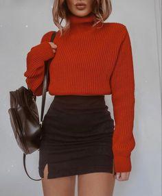MEU AMADO MAJOR   Sophie Luna Swan, irmã mais velha de Isabella Mari… #vampiro # Vampiro # amreading # books # wattpad Winter Fashion Outfits, Retro Outfits, Girly Outfits, Cute Casual Outfits, Look Fashion, Stylish Outfits, Fall Outfits, Casual Dresses, Fashion Tips