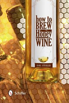 Mead or honey wine is the oldest alcoholic drinks known to man. It is made from honey and water via fermentation with yeast. Here are a bunch of recipes on how to make mead. Brewing Recipes, Homebrew Recipes, Wine Recipes, Retro Recipes, Bar Recipes, Wine And Liquor, Wine And Beer, Beer Brewing, Home Brewing