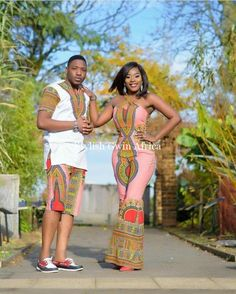 African Clothing African attire African wear by AfricanFashionFarm African Shirts, African Print Dresses, African Fashion Dresses, African Attire, African Wear, African Dress, Ankara Fashion, Couples African Outfits, Couple Outfits