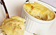 COMIDINHAS FÁCEIS E SAUDÁVEIS: Escondidinho de batata doce com frango