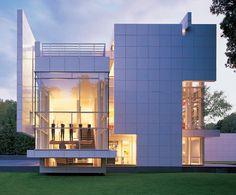 Richard Meier - Rachofsky House II, Dallas TX - 1996