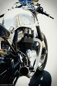 norton domiracer paradise motorcycles Paris