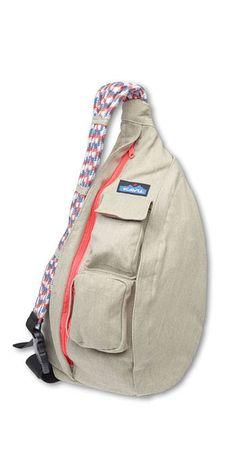 Kavu Rope Bag – Taupe | CrossRoads Online