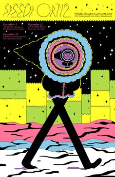 Holiday Residency by Michael DeForge