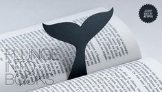 Gift Idea for the Introvert: I like this bookmark :)