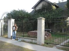 Photographic Proof Of The Bricks Outside Danzig's House - Metal Injection  The audio clip at the end of the article is HILARIOUS!