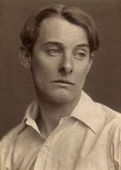 """Lord Alfred Douglas : """"Bosie."""" Oscar Wilde's true love."""