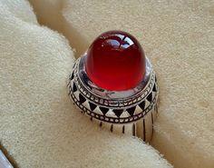 Afghan Silber Ring
