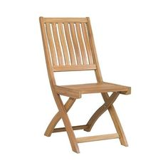 Wood Bistro Patio Chair - Threshold™ : Target ($25) ❤ liked on Polyvore featuring home, outdoors, patio furniture, outdoor chairs, outdoor wooden chairs, wood patio furniture, wooden garden furniture, bistro patio furniture and wooden patio furniture