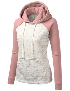 NINEXIS Womens Long Sleeve Fleece Pullover Hoodie Sweatshirts Mom Outfits, Simple Outfits, Cute Outfits, Fashion Outfits, Diva Fashion, Hoodie Sweatshirts, Hoodies, Hoodie Dress, Clothes For Women