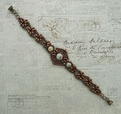 Linda's Crafty Inspirations: Birthday Bracelet #4 - Audrey