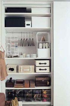 M s de 1000 ideas sobre armario para bolsas en pinterest - Para guardar zapatos dentro armario ...