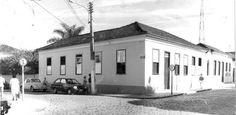 Imagens Antigas de São João Nepomuceno: Esquina Rua Cel. Jose Dutra com Rua Dr. Péricles Mendonça