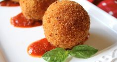 Spicy Red Lentil Fried Balls Recipe For Snacks