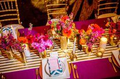 Photography: David Schwartz Photography   Lighting: Stage Right Lighting Weddings & Special Events   Designer: Hannah Thatcher Hildebrandt     #wer #thecrystalclearevent