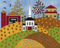 Medana Gabbard - Autumn Tapestry