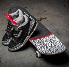 64d468b7ed9e Jordan heads Brooklyn x globe skateboard Globe Skateboards