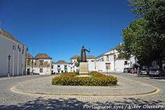 Monumento a Dom Afonso III - Faro - Portugal by Portuguese_eyes, via Flickr