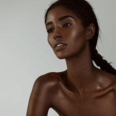 Imagem de beautiful, girls, and black girls Brown Skin, Dark Skin, Black Girl Magic, Black Girls, Mean Girls, Pretty People, Beautiful People, Beautiful Black Girl, African Beauty