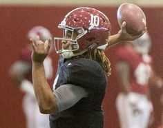 Inside early enrollee QB Jalen Hurts' eventful first week on campus