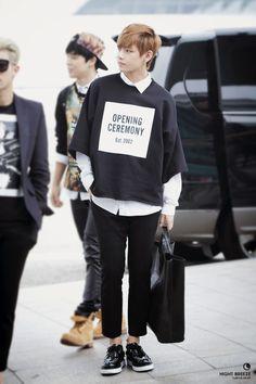 """""""Opening ceremony"""" taehyung fashion"""