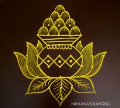 Indian Rangoli Designs, Simple Rangoli Designs Images, Small Rangoli Design, Rangoli Designs With Dots, Arabic Mehndi Designs, Beautiful Rangoli Designs, Kolam Designs, Henna Drawings, Easy Drawings