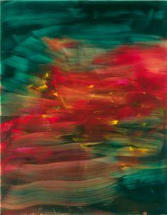 Herbert Brandl. Untitled. 2009.