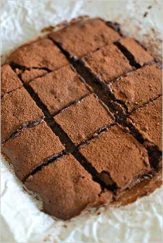 Sweet my Kitchen: Brownies de chocolate
