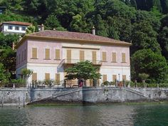 On Lake Como: Villa Pizzo