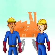 Cartilha Segurança do trabalho-Sesi/senai/fiemg cliente: Oficina de idéias