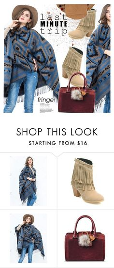 """Last Minute Trip"" by ansev ❤ liked on Polyvore featuring zaful"