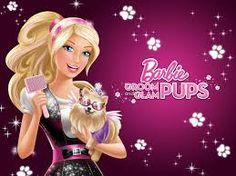 Image result for barbie cartoon