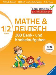 Denk- und Knobelaufgaben 1./2. Klasse, £6.95 Activity Books, Book Activities, Family Guy, Children, Math Resources, First Class, Studying, Young Children, Kids