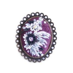 Brilliant Flowers Ring