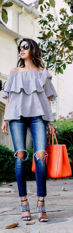 OFF THE SHOULDER OBSESSION / Fashion by VivaLuxury
