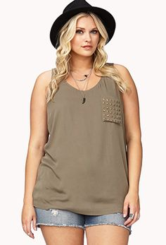 forever21.com PLUS (they need to stop puting stupid hats on their fat models...)