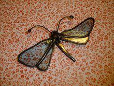 Nueva versión de la libélula de vidrio que es mi mayor éxito