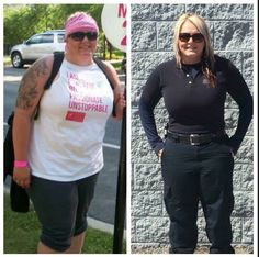 """What a great example of how Saba changes your life!!! This is Bobbie....look what she says about her awesome journey‼️  """"Tomorrow I will be starting round 4 of Saba 60. The cleanse absolutely kills me only because I work 24 hour shifts and depend on my ACE G2 to get me through. Anyway I was introduced to SABA 3 years ago and have lost 160lbs. With dedication and an end goal anything is possible."""""""