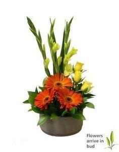 Beautiful Gladiolus Flower Arrangements For Home Decorations 36 #adornosflorales