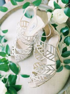 39 Gorgeous Shoes To Look Cool - Shoes Fashion & Latest Trends Sparkly Wedding Shoes, Bridal Shoes, Outdoor Wedding Inspiration, Wedding Ideas, Wedding Goals, Wedding Details, Designer Wedding Shoes, Bride Accessories, Look Cool