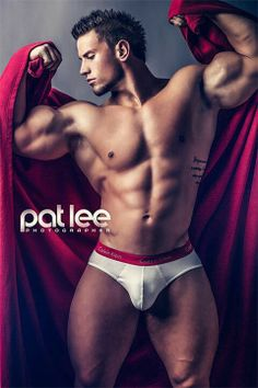 Fitness. Red cape