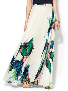 Milly Maxi Skirt | Piperlime
