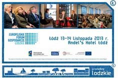 The 6th European Economic Forum – Lodzkie 2013 | Link to Poland