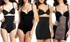 Groupon - F.I.T. Women's Shapewear Slips, Briefs, or Bodysuit from $ 12.99–$15.99   Brought to You by ideeli in Online Deal. Groupon deal price: $15.99
