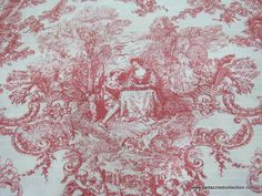 french couple toile