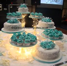 Asian Wedding Cakes :: Product - Cup cake 54
